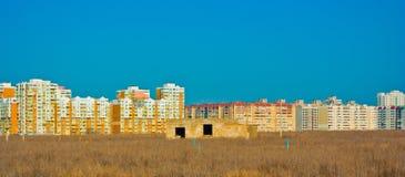 stadstryck Arkivfoton