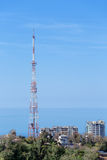 StadsTVtorn Royaltyfri Fotografi