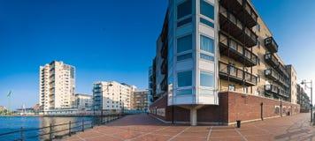 Stadsuppehälle, Cardiff Arkivfoto