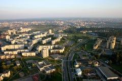 Stadt Lizenzfreie Stockfotos