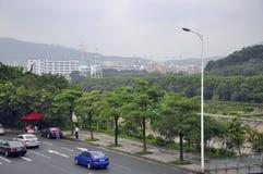 Stadt lizenzfreies stockbild