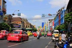 Stadt Bangkok-China Stockbild