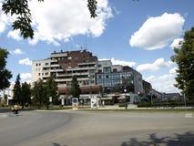 Stadt Beli Manastir Stockbild