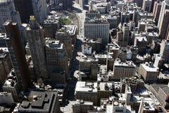 Stadt buldings Lizenzfreie Stockfotos