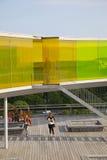 Stadt Dänemarks, Aarhus Lizenzfreie Stockfotos