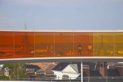 Stadt Dänemarks, Aarhus Lizenzfreies Stockbild