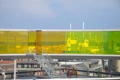 Stadt Dänemarks, Aarhus Lizenzfreie Stockfotografie