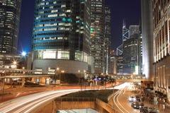 Stadt der Nacht Lizenzfreies Stockbild