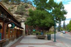Stadt des Estes Parks Lizenzfreie Stockfotos