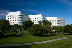 Stadt des Saskatoon-Krankenhauses Stockbild