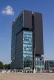 Stadt-Gatter-Kontrollturm Stockbilder