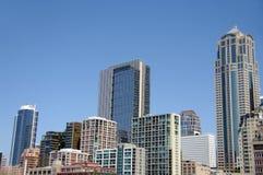 Stadt-Gebäude Stockfotografie