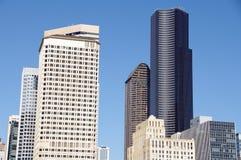 Stadt-Gebäude Lizenzfreies Stockbild