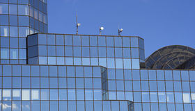 Stadt-Gebäude Lizenzfreie Stockfotografie