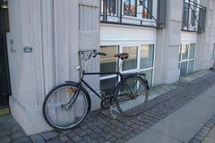 Stadt-Gebäude Kopenhagens Dänemark Lizenzfreies Stockfoto
