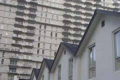 Stadt-Gehäuse #1 Stockfoto