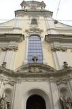 Stadt-Gemeindekirche Stockfoto