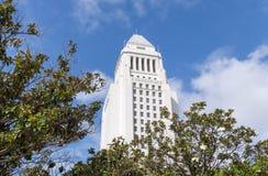Stadt Hall Los Angeles Hauptverwaltungsgebäude des Staat Californias, USA Stockbilder