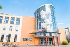 Stadt-Haube lizenzfreies stockfoto
