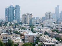 Stadt-Hintergrund Lizenzfreie Stockfotografie