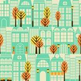 Stadt-Hintergrund Stockbilder