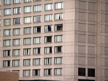 Stadt-Hotel Stockfotos