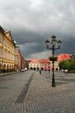 Stadt Jicin Stockfotografie