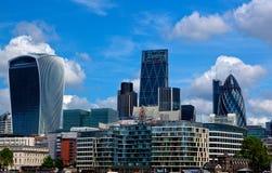 Stadt London Lizenzfreies Stockfoto