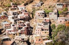 Stadt in Marokko stockfotografie