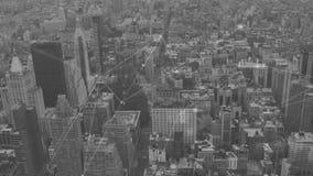 Stadt mit Datenverbindung in Schwarzweiss lizenzfreie abbildung