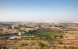 Stadt Mosta, Malta lizenzfreie stockfotos