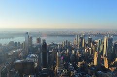 Stadt New York Lizenzfreies Stockfoto