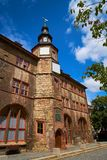 Stadt Nordhausen Rathaus Thuringia Germany. Stadt Nordhausen Rathaus city hall in Thuringia Germany Stock Images