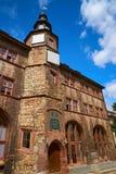 Stadt Nordhausen Rathaus Thuringia Germany. Stadt Nordhausen Rathaus city hall in Thuringia Germany Stock Image