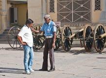Stadt Palace Jaipur, Indien Lizenzfreie Stockbilder