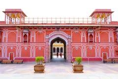 Stadt-Palast Jaipur Lizenzfreies Stockbild