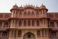 Stadt-Palast, Jaipur Stockbilder