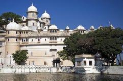 Stadt-Palast, Udaipur Stockfoto
