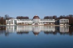 Stadt-Park Bremen Stockfotografie