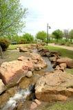 Stadt-Parks Lizenzfreie Stockfotografie