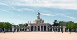Stadt-Rat von Aranjuez Stockbilder