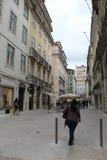 Stadt-Reise Lissabons Portugal Lizenzfreies Stockfoto