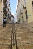Stadt-Reise Lissabons Portugal Lizenzfreies Stockbild