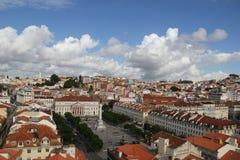 Stadt-Reise Lissabons Portugal Stockfoto