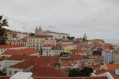 Stadt-Reise Lissabons Portugal Stockfotos