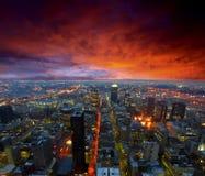 Stadt-Skyline Lizenzfreies Stockbild