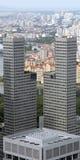Stadt-Skyline 2 Lizenzfreie Stockfotografie