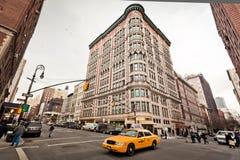 Stadt streetlife in New York Lizenzfreie Stockfotografie