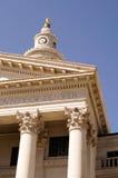 Stadt-und Grafschafts-Gebäude in Denver Stockfotos
