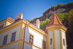 Stadt Vaduz Lizenzfreie Stockbilder